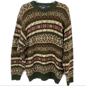 Tommy Hilfiger Crewneck Sweater Sz L